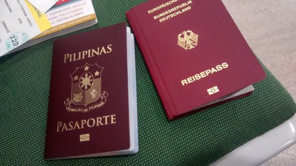 Vietnam visa requirements for Philippines, Philippines passport