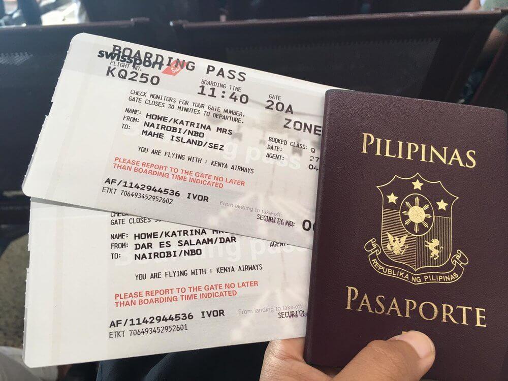 Download Vietnam visa application form for Filipino citizens