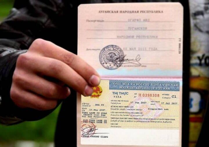 Download Vietnam visa application form for Filipino citizens