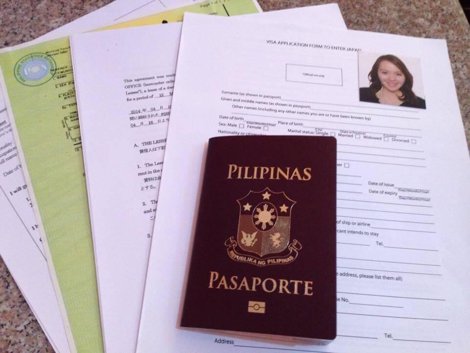 How long can a Filipino stay in Vietnam?