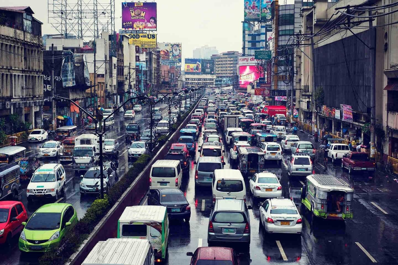 Vấn nạn kẹt xe tại Manila