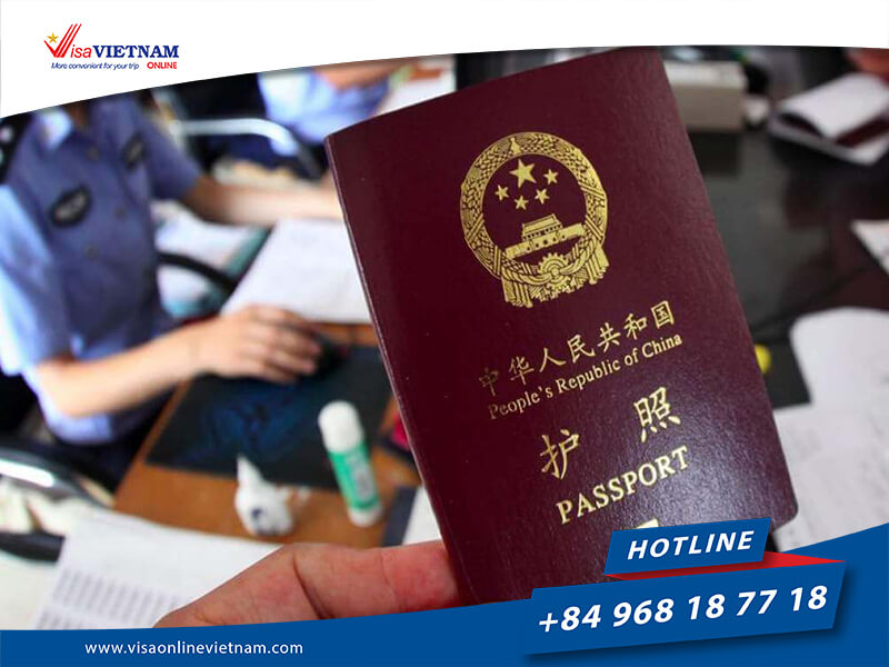 Guideline to apply for Vietnam Business visa in China