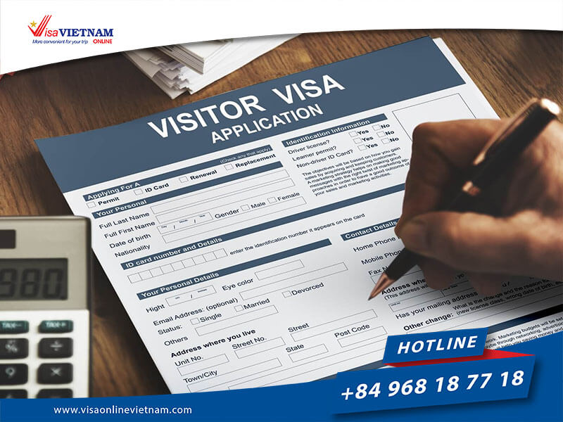 How to apply for Vietnam Tourist visa in China