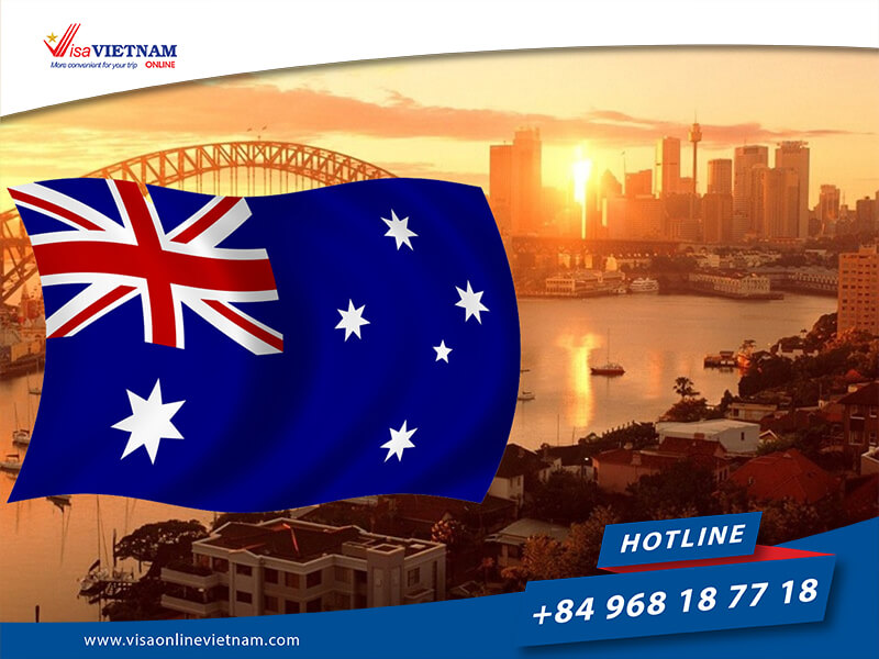 Vietnam visa extension for Australian citizens