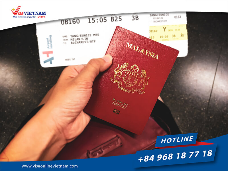 Simple guideline for foreigners to apply for Vietnam Business visa in Malaysia