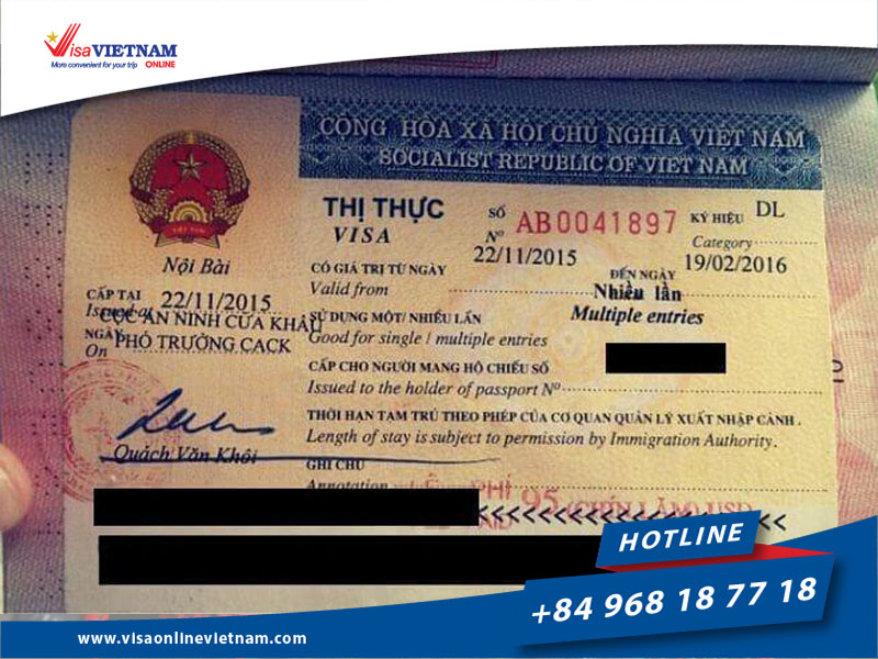 How to get Vietnam visa on arrival in Estonia? - Vietnami viisa Eestisse