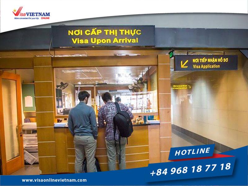 Tourist Vietnam visa from Thailand
