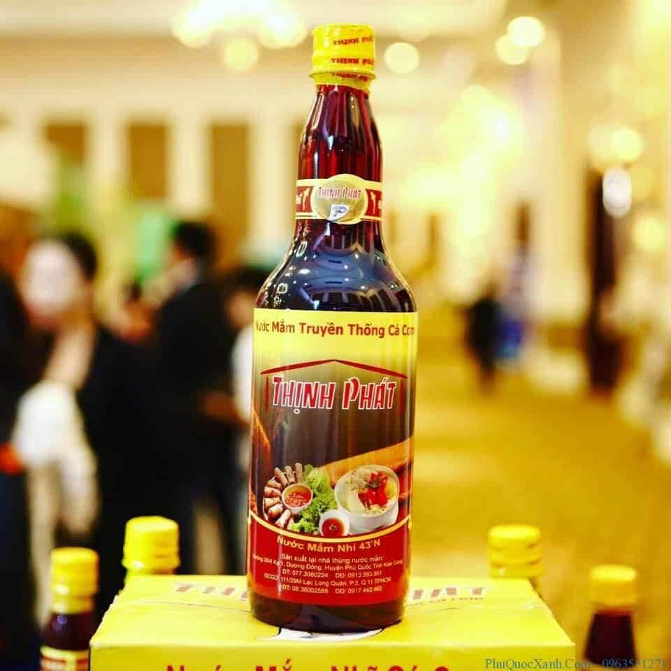 Mách bạn kinh nghiệm mua nước mắm Phú Quốc làm quà