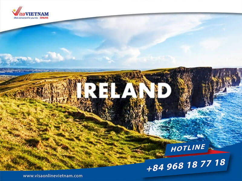 How to get Vietnam visa on arrival in Ireland? - víosa Vítneam in Éirinn