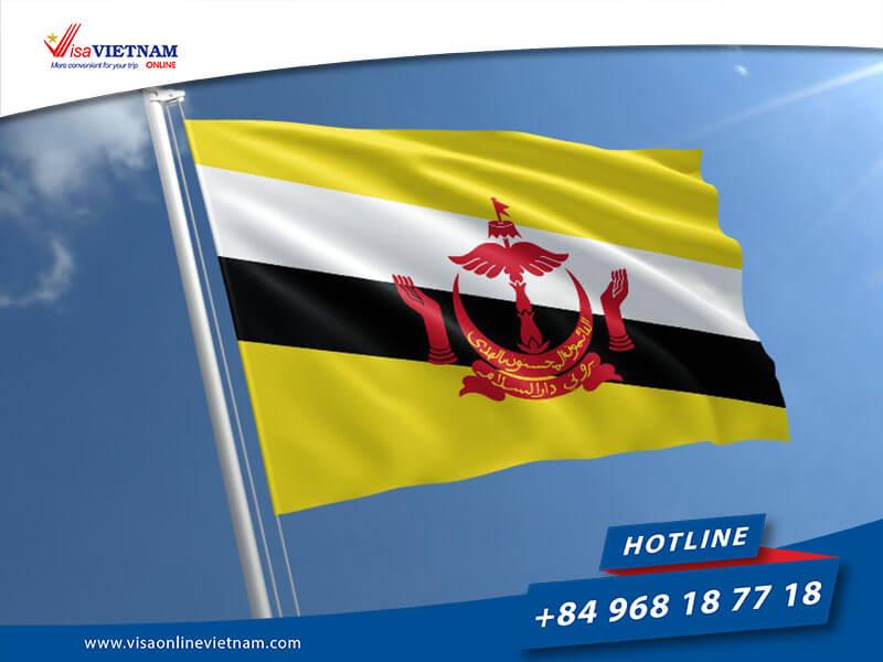 How to get Vietnam visa on arrival in Brunei? - Vietnam visa di Brunei