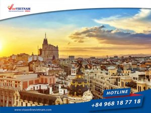 How to get Vietnam visa on arrival in Spain? - Visa de Vietnam en España