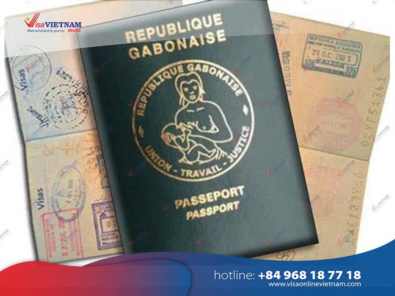 How to get Vietnam visa on arrival in Gabon?