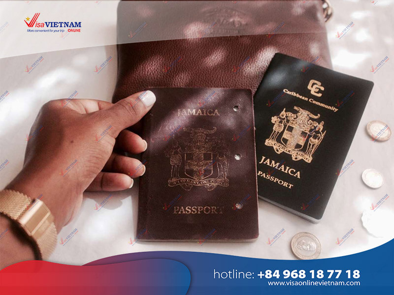 How to get Vietnam visa on Arrival in Jamaica?