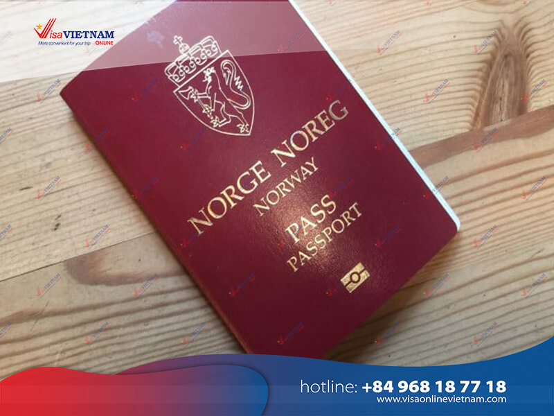 How to get Vietnam visa on Arrival in Norway?