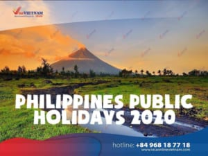 List of Philippines Public Holidays 2020