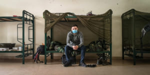 Coronavirus: Life inside a Vietnamese government quarantine