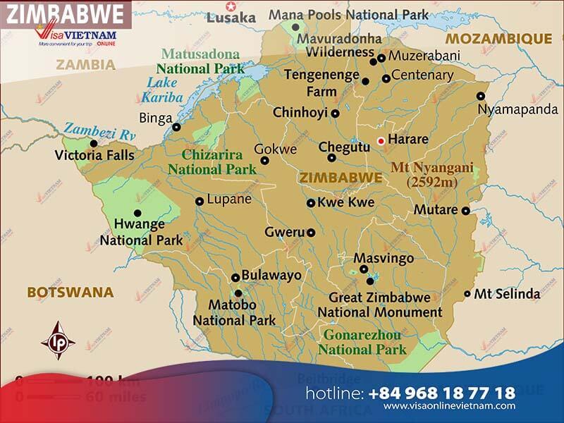 How to get Vietnam visa in Zimbabwe? - Visa yeVietnam muZimbabwe
