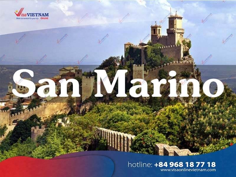 How to get Vietnam visa in San Marino? - Visto per il Vietnam a San Marino
