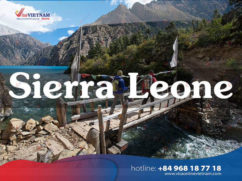 What to do to get Vietnam visa in Sierra Leone?
