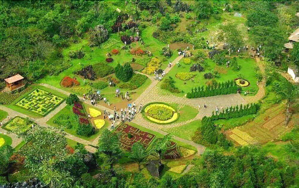 Công viên núi Hàm Rồng