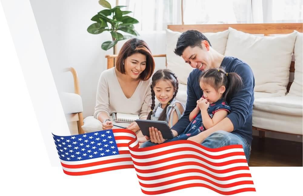 định cư Mỹ diện đầu tư