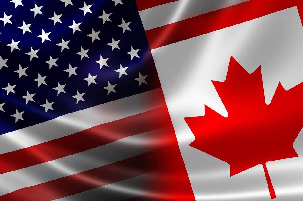Có visa Mỹ đi được Canada hay không